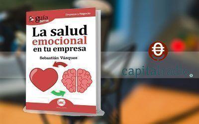 """El GuíaBurros: La salud emocional en tu empresa, en el programa """"Negocios de Carne y Hueso"""""""
