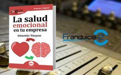 Sebastián Vázquez habla sobre la salud emocional en la empresa en 'Franquicia2'